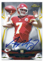 AARON MURRAY KANSAS CITY CHIEFS AUTOGRAPHED ROOKIE FOOTBALL CARD #11416G