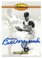 BILL MAZEROSKI PITTSBURGH PIRATES AUTOGRAPHED BASEBALL CARD #12216A