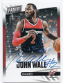 JOHN WALL WASHINGTON WIZARDS AUTOGRAPHED BASKETBALL CARD #12516A