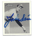 JOHNNY SAIN BOSTON BRAVES PITCHER AUTOGRAPHED BASEBALL CARD #13116B
