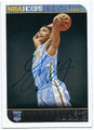GARY HARRIS DENVER NUGGETS AUTOGRAPHED ROOKIE BASKETBALL CARD #20316H