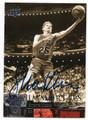 STEVE KERR CHICAGO BULLS AUTOGRAPHED BASKETBALL CARD #20416C