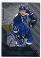 TJ OSHIE ST LOUIS BLUES AUTOGRAPHED HOCKEY CARD #20416L