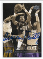 ADRIAN DANTLEY UTAH JAZZ AUTOGRAPHED BASKETBALL CARD #20616A
