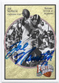 JOE NAMATH ALABAMA CRIMSON TIDE AUTOGRAPHED FOOTBALL CARD #20816F