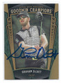 GRAHAM DeLAET AUTOGRAPHED GOLF CARD #22016D