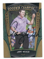 JIMMY WALKER AUTOGRAPHED GOLF CARD #22016H