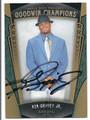 KEN GRIFFEY JR AUTOGRAPHED BASEBALL CARD #22116G