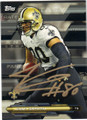 JIMMY GRAHAM NEW ORLEANS SAINTS AUTOGRAPHED FOOTBALL CARD #22416H