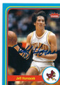 JEFF HORNACEK IOWA STATE CYCLONES AUTOGRAPHED BASKETBALL CARD #22516E