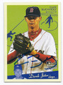 CLAY BUCHHOLZ BOSTON RED SOX AUTOGRAPHED ROOKIE BASEBALL CARD #30716H