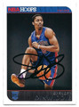 SPENCER DINWIDDIE DETROIT PISTONS AUTOGRAPHED ROOKIE BASKETBALL CARD #32316F