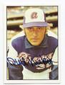 PHIL NIEKRO ATLANTA BRAVES AUTOGRAPHED VINTAGE BASEBALL CARD #32716B