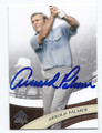 ARNOLD PALMER AUTOGRAPHED GOLF CARD #33116G