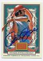 PETE ROSE CINCINNATI REDS AUTOGRAPHED BASEBALL CARD #42016G