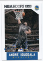 ANDRE IGUODALA GOLDEN STATE WARRIORS FORWARD AUTOGRAPHED BASKETBALL CARD #50316A