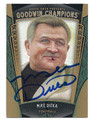 MIKE DITKA UNIVERSITY OF PITTSBURGH PANTHERS AUTOGRAPHED FOOTBALL CARD #50716F