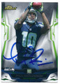 PAUL RICHARDSON SEATTLE SEAHAWKS AUTOGRAPHED ROOKIE FOOTBALL CARD #52316E