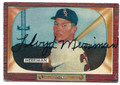 LLOYD MERRIMAN CHICAGO WHITE SOX AUTOGRAPHED VINTAGE BASEBALL CARD #53016E
