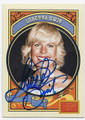 "LORETTA SWIT ""HOT LIPS"" AUTOGRAPHED CARD #53116F"