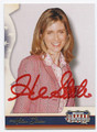 HELEN SLATER AUTOGRAPHED CARD #61816A