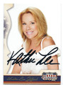 KATHIE LEE GIFFORD AUTOGRAPHED CARD #62016C