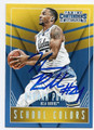 NORMAN POWELL UCLA BRUINS AUTOGRAPHED ROOKIE BASKETBALL CARD #62416C