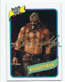 BOOGEYMAN AUTOGRAPHED WRESTLING CARD #70916E