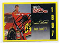 BILL ELLIOTT AUTOGRAPHED NASCAR CARD #71216A