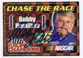 BOBBY HAMILTON AUTOGRAPHED NASCAR CARD #71316A