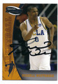 RUSSELL WESTBROOK UCLA BRUINS AUTOGRAPHED ROOKIE BASKETBALL CARD #71616D