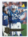 JIM HARBAUGH INDIANAPOLIS COLTS AUTOGRAPHED FOOTBALL CARD #80316D