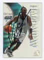 ANFERNEE HARDAWAY ORLANDO MAGIC AUTOGRAPHED BASKETBALL CARD #81216B