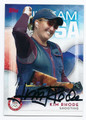 KIM RHODE 2012 OLYMPIC SHOOTING TEAM AUTOGRAPHED OLYMPICS CARD #82516D