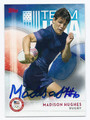MADISON HUGHES US OLYMPIC RUGBY TEAM AUTOGRAPHED CARD #82616F