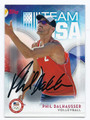 PHIL DALHAUSSER OLYMPIC VOLLEYBALL AUTOGRAPHED CARD #90616C