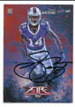 SAMMY WATKINS BUFFALO BILLS AUTOGRAPHED ROOKIE FOOTBALL CARD #91416B