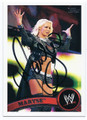 MARYSE AUTOGRAPHED WRESTLING CARD #92716A