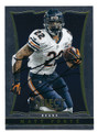 MATT FORTE CHICAGO BEARS AUTOGRAPHED FOOTBALL CARD #93016E
