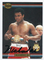 "MUHAMMAD ALI ""THE GREATEST"" AUTOGRAPHED BOXING CARD #100816B"
