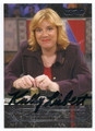 KATHY LIEBERT PROFESSIONAL POKER PLAYER AUTOGRAPHED CARD #102516C