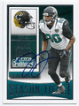 JULIUS THOMAS JACKSONVILLE JAGUARS AUTOGRAPHED FOOTBALL CARD #110416E