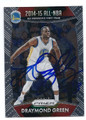 DRAYMOND GREEN GOLDEN STATE WARRIORS AUTOGRAPHED BASKETBALL CARD #111416F