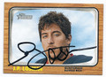 JP LOSMAN BUFFALO BILLS AUTOGRAPHED FOOTBALL CARD #112716F