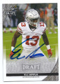 ELI APPLE OHIO STATE BUCKEYES AUTOGRAPHED ROOKIE FOOTBALL CARD #120116G