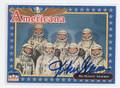 JOHN GLENN U.S. SENATOR & ASTRONAUT AUTOGRAPHED CARD #121916A