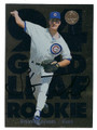 STEVE TRACHSEL CHICAGO CUBS AUTOGRAPHED ROOKIE BASEBALL CARD #122216A
