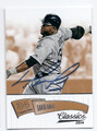 DAVID ORTIZ BOSTON RED SOX AUTOGRAPHED BASEBALL CARD #12217C