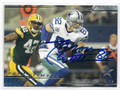 JASON WITTEN DALLAS COWBOYS AUTOGRAPHED FOOTBALL CARD #12517A