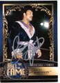 ROCKY JOHNSON AUTOGRAPHED WRESTLING CARD #120718D
